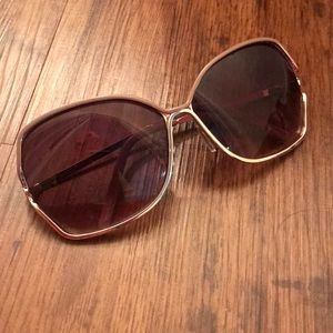 b1ccce8f804 Merona Accessories - Like new oversized target sunglasses